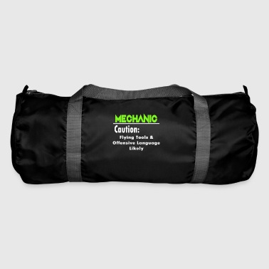 Mécanicien Attention Flying Tools Gift - Sac de sport