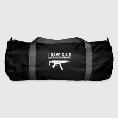 Jeg har Gass Gun Acquisition Syndrome Funny Pro - Sportsbag