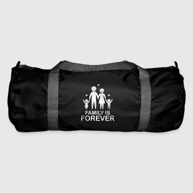 Family is forever vintage - Duffel Bag