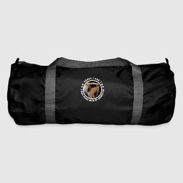 Guinea pig | Gift love saying rodent coat - Duffel Bag