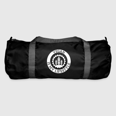 Vegan is my lifestyle gift - Duffel Bag