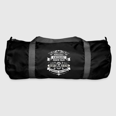 Totally Awesome Since 1948 69th Birthday - Duffel Bag
