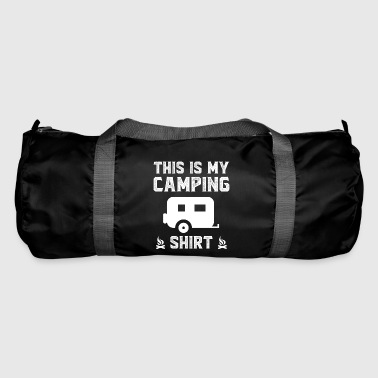 Funny Camping Gift - Sporttasche