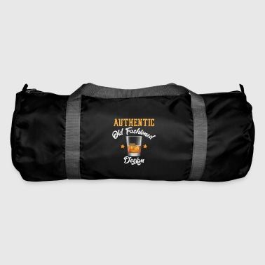 Authentic Old Fashioned Design | Whikey retro - Duffel Bag