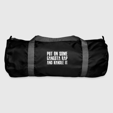 Behandle den gave til Gangster - Sportsbag