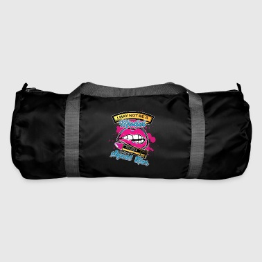 Funny Model Design - Gift Idea - Duffel Bag