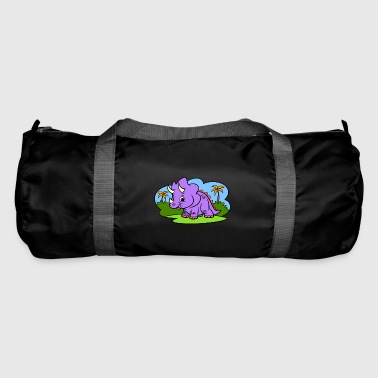 Tiny Dinosaur - Duffel Bag