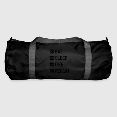 EAT SLEEP REPEAT BIKE - Sac de sport