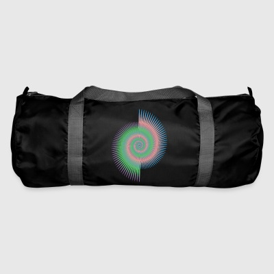 Catherine Wheel Spiral - Sac de sport
