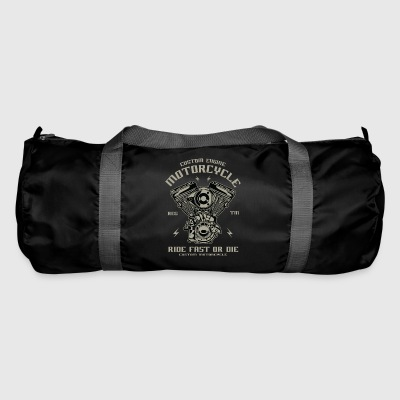 Custom Engine - Duffel Bag