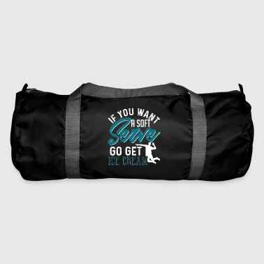 Volleyball player volley ballooning gift - Duffel Bag