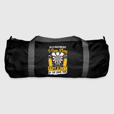 Darts - Play darts and drink same time - Duffel Bag