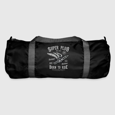 SuperPlug2 - Duffel Bag