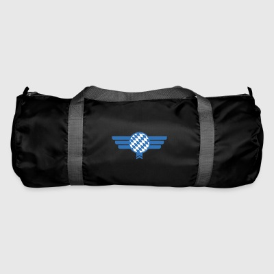 Bavaria emblem flag - Duffel Bag