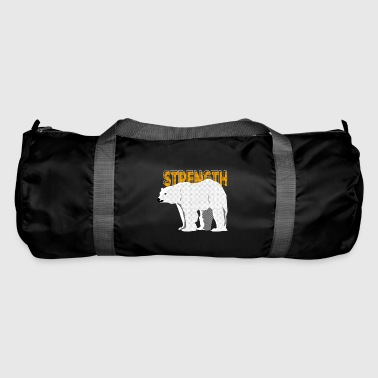 Ours polaire - Animal Spirit - Sac de sport