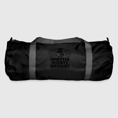 computer security specialist - Duffel Bag