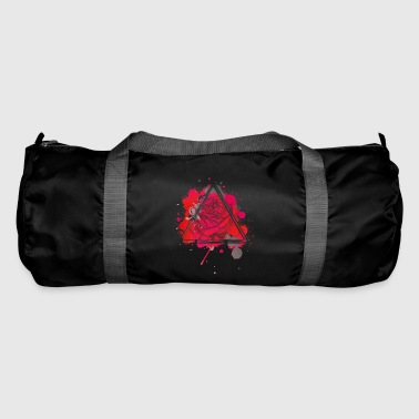 Red Rose Triangle - Sportsbag