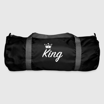 king - Duffel Bag