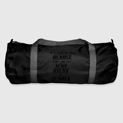 it - s_hard_to_stay - Duffel Bag