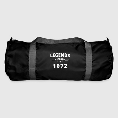 Legends Shirt - Legends sont nés en 1972 - Sac de sport