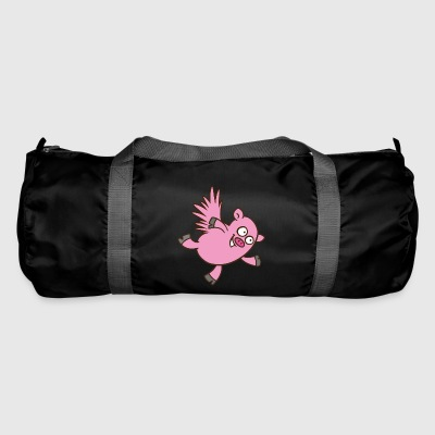 Flying pig - Duffel Bag