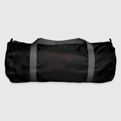 Knight angel - Duffel Bag