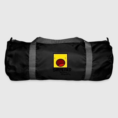 Surprised - Duffel Bag
