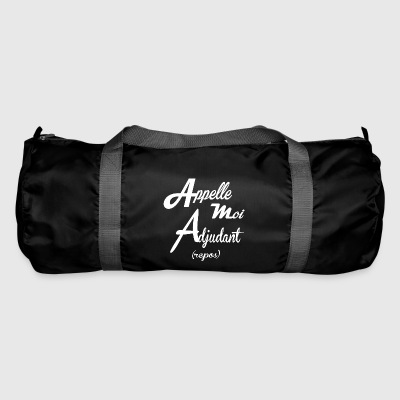 CALL FOR ME ADDRESS 01 - Duffel Bag