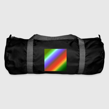 The power of gradient - Duffel Bag