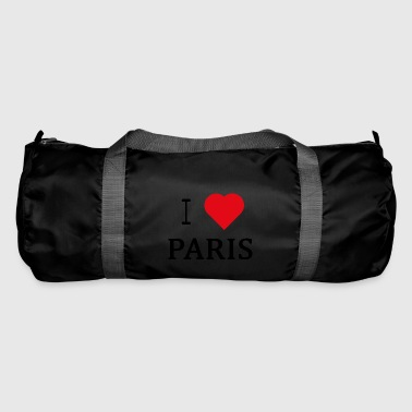 I Love Paris - Sporttas