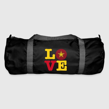 VIETNAM HEART - Duffel Bag