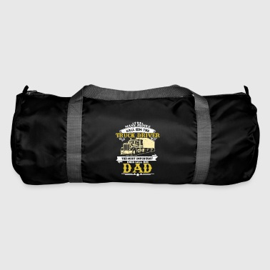 Truck driver sayings - Duffel Bag
