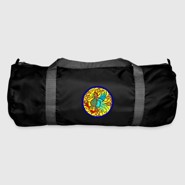 Celtic beetle - Duffel Bag
