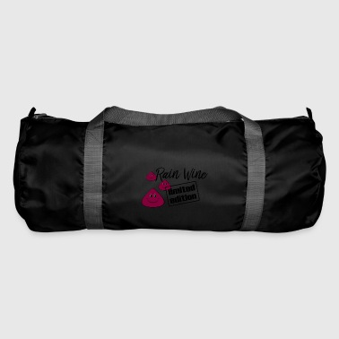Rain wine - Duffel Bag