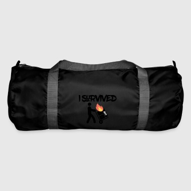 I survived 2017 - Duffel Bag