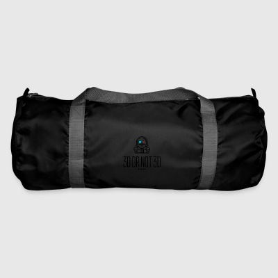 3D or Not 3D - Duffel Bag