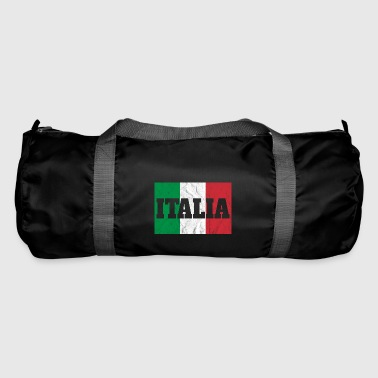 Italia Flag - Italy Shirt - Duffel Bag