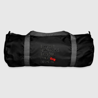 ANTISOCIAL - Duffel Bag