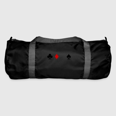 I do not have a heart - Duffel Bag