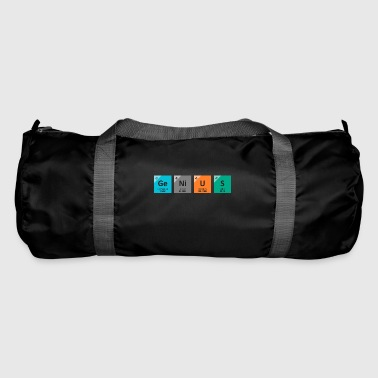 genius - Duffel Bag