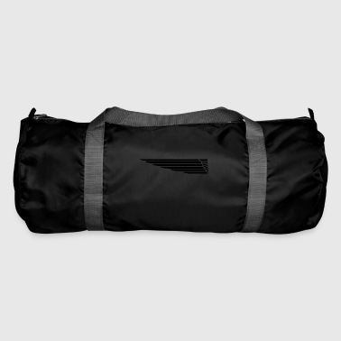 Eagle wing lung - Duffel Bag