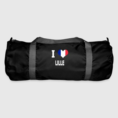 I Love LILLE - Duffel Bag
