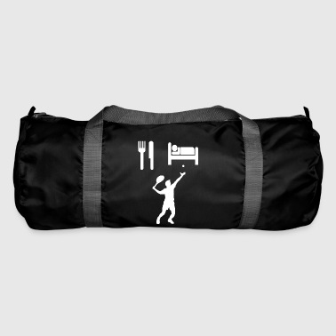 Gift tennis player / gift idea to play tennis - Duffel Bag