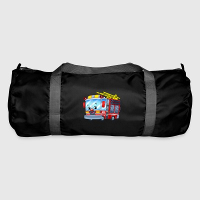 Firetruck Arthur Collection - Sac de sport
