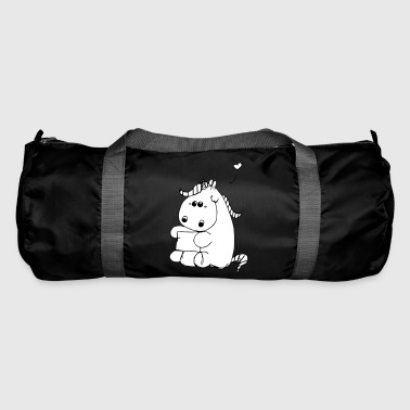 Chubby unicorn - Duffel Bag