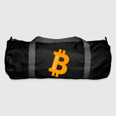 Bitcoin Orange - Sportstaske
