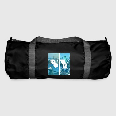 NEW YORK BLEU - Sac de sport
