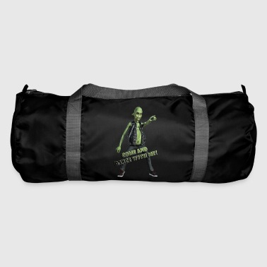 Paul - The Alien - Dance with me! - Duffel Bag