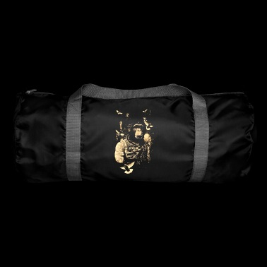 Monkey Astronaut drøm fly All Space T-skjorte - Sportsbag