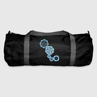 gear blue - Duffel Bag